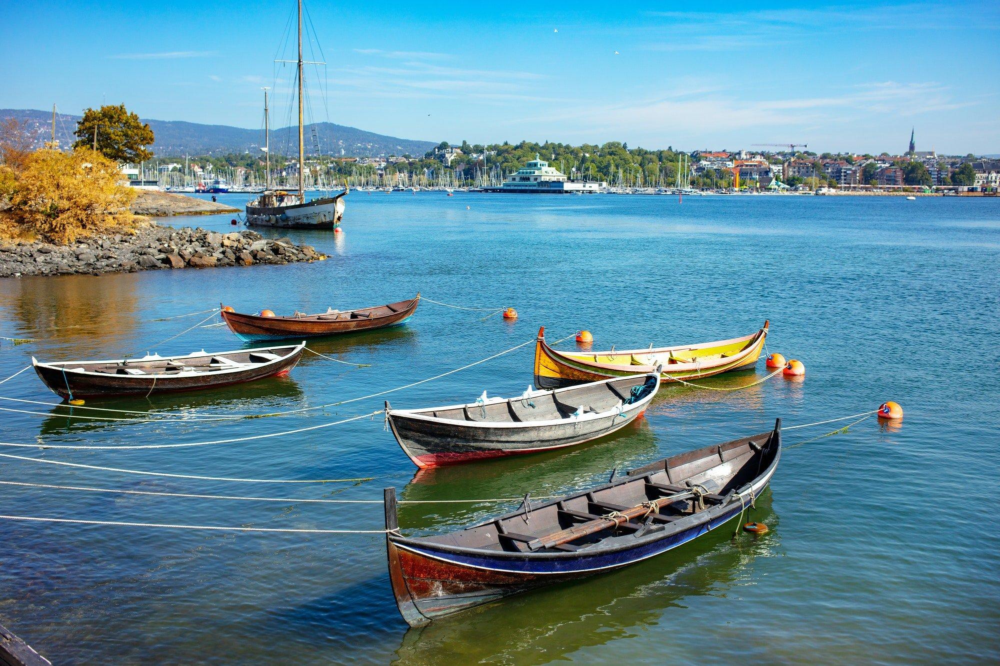 Båter i Oslo